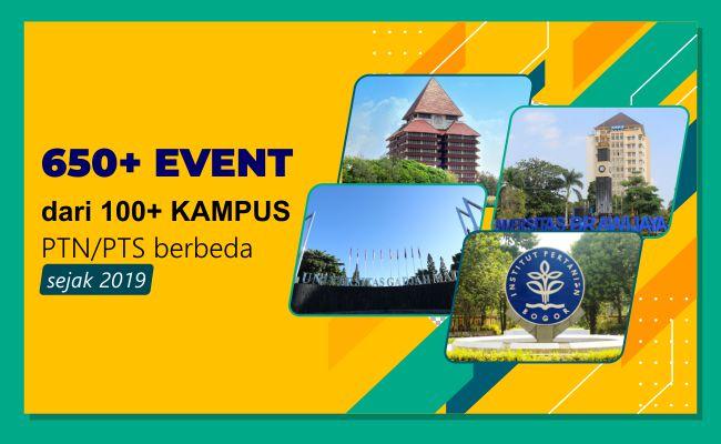direktori event mahasiswa indonesia