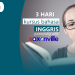 3 Hari Kursus Bahasa Inggris: Tes TOEFL + Speaking Session